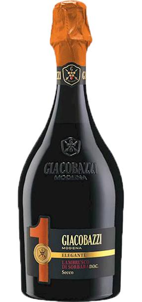 Giacobazzi 1 ELEGANTE Lambrusco Secco