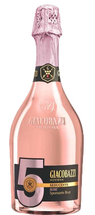 Giacobazzi 5 SEDUCENTE Spumante Rose' Brut