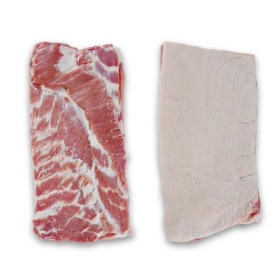 Thịt ba chỉ có da cắt miếng